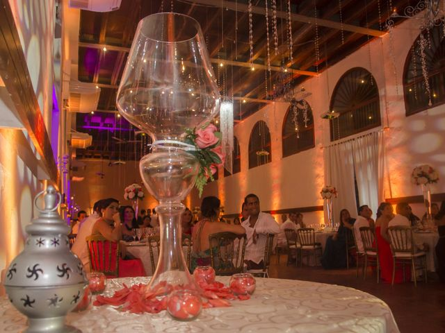 El matrimonio de Norma y David en Cartagena, Bolívar 9