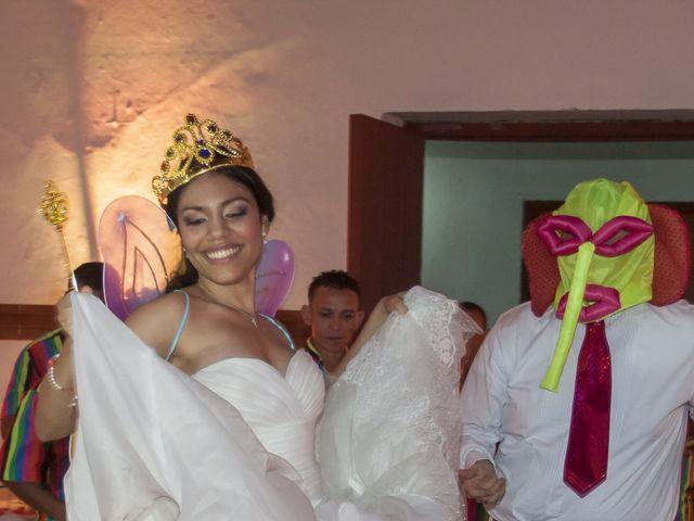 El matrimonio de Norma y David en Cartagena, Bolívar 1