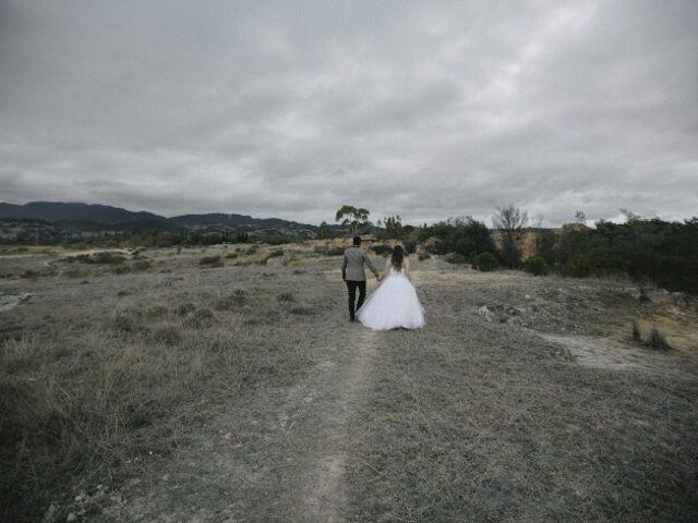 El matrimonio de Cris y Dani en Bogotá, Bogotá DC 6