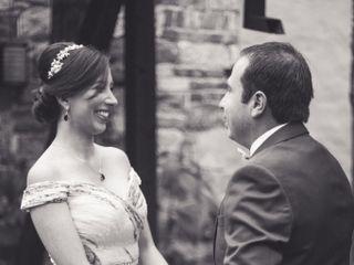 El matrimonio de Magda y Javier 2