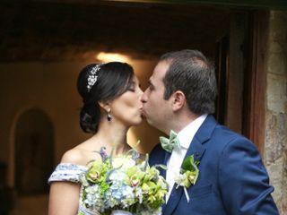 El matrimonio de Magda y Javier 3