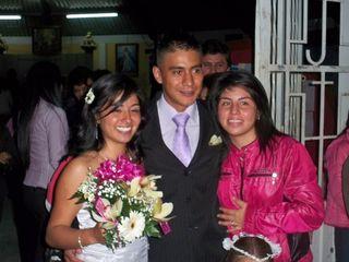 El matrimonio de Patricia y Diego 1