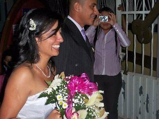 El matrimonio de Patricia y Diego 3