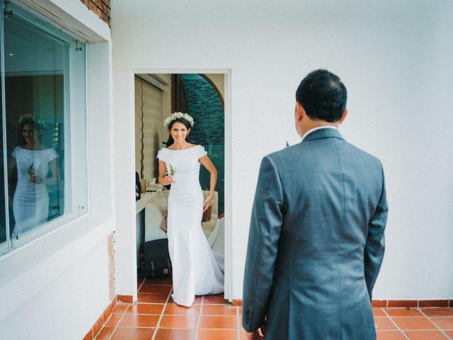El matrimonio de Andrés y Indie en Bogotá, Bogotá DC 14