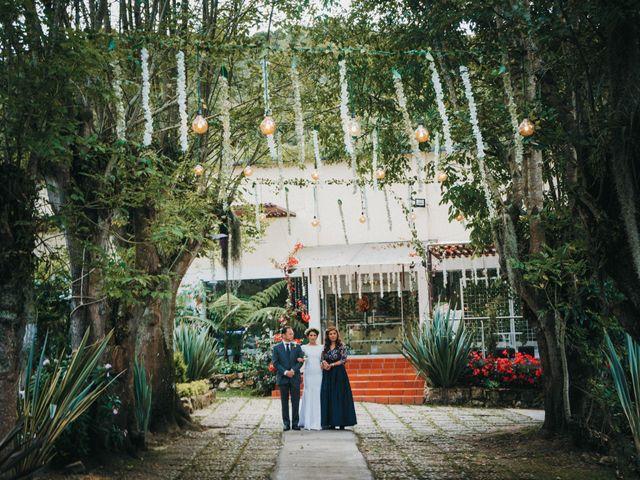 El matrimonio de Andrés y Indie en Bogotá, Bogotá DC 17