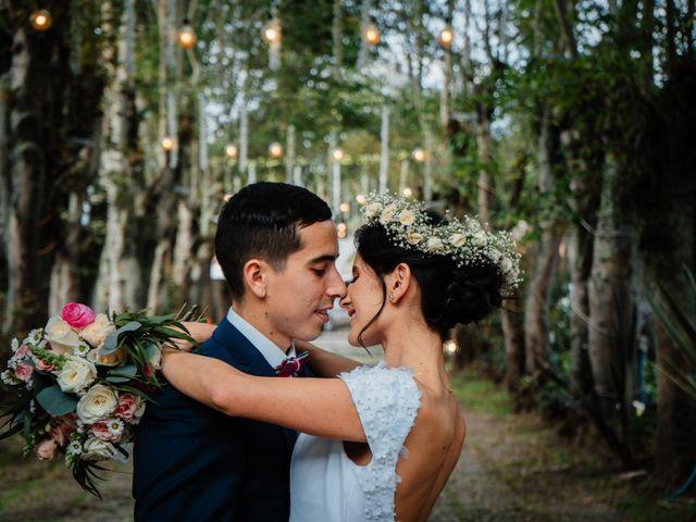El matrimonio de Andrés y Indie en Bogotá, Bogotá DC 26