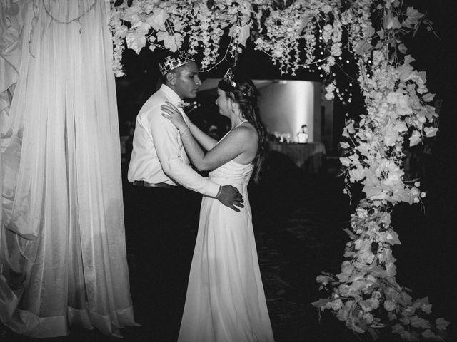 El matrimonio de Katie y Camilo