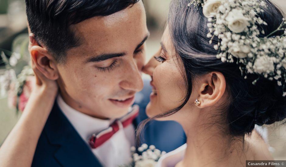 El matrimonio de Andrés y Indie en Bogotá, Bogotá DC