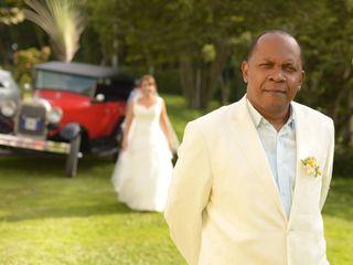 El matrimonio de Clara Ortiz y Jesus Hinestroza 2