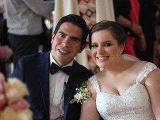 El matrimonio de Ana María y Diego Alejandro