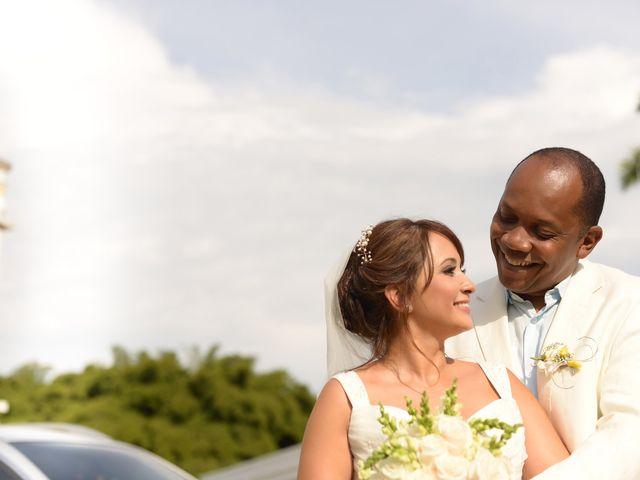 El matrimonio de Jesus Hinestroza y Clara Ortiz en Pereira, Risaralda 11