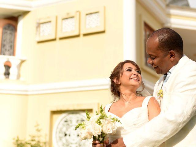 El matrimonio de Jesus Hinestroza y Clara Ortiz en Pereira, Risaralda 12