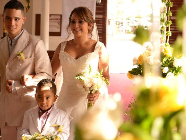 El matrimonio de Jesus Hinestroza y Clara Ortiz en Pereira, Risaralda 14