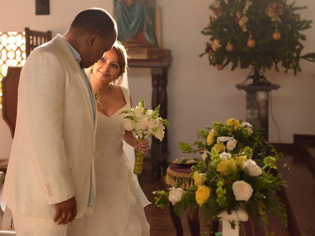 El matrimonio de Jesus Hinestroza y Clara Ortiz en Pereira, Risaralda 15