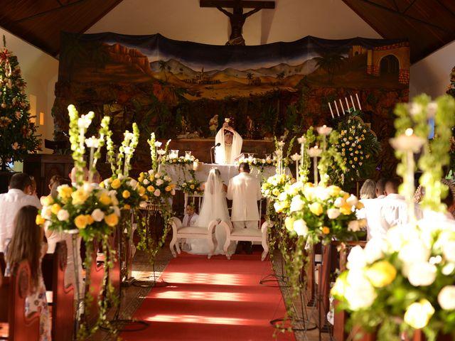 El matrimonio de Jesus Hinestroza y Clara Ortiz en Pereira, Risaralda 1