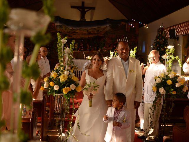 El matrimonio de Jesus Hinestroza y Clara Ortiz en Pereira, Risaralda 17