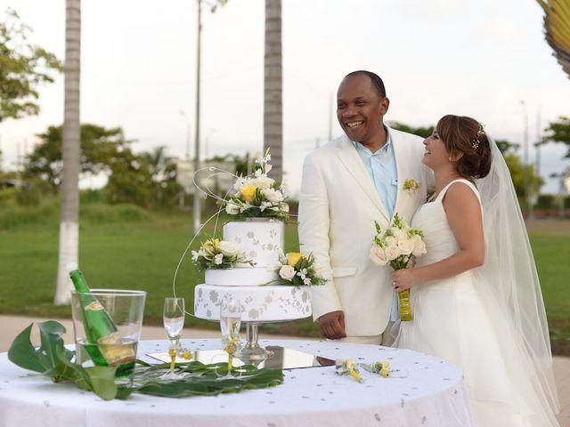 El matrimonio de Jesus Hinestroza y Clara Ortiz en Pereira, Risaralda 20