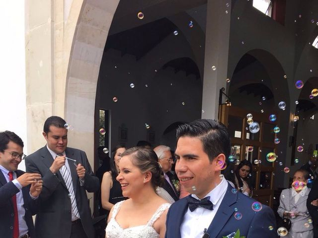 El matrimonio de Diego Alejandro y Ana María en Cajicá, Cundinamarca 13