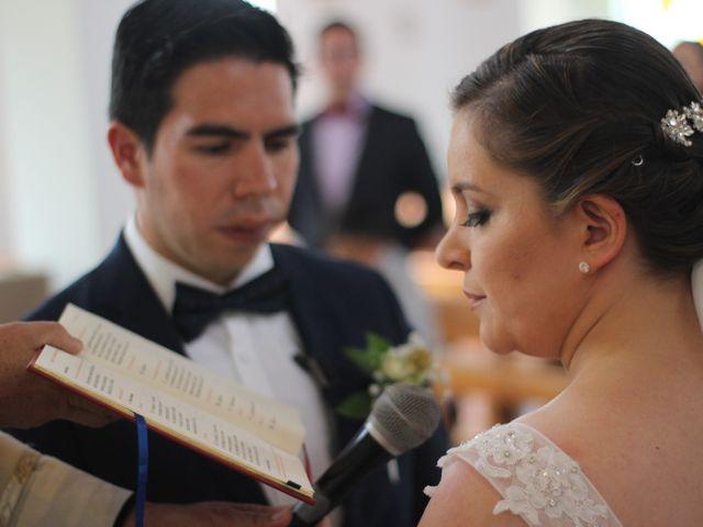 El matrimonio de Diego Alejandro y Ana María en Cajicá, Cundinamarca 1