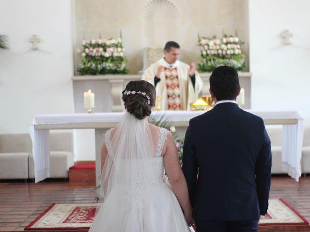 El matrimonio de Diego Alejandro y Ana María en Cajicá, Cundinamarca 16