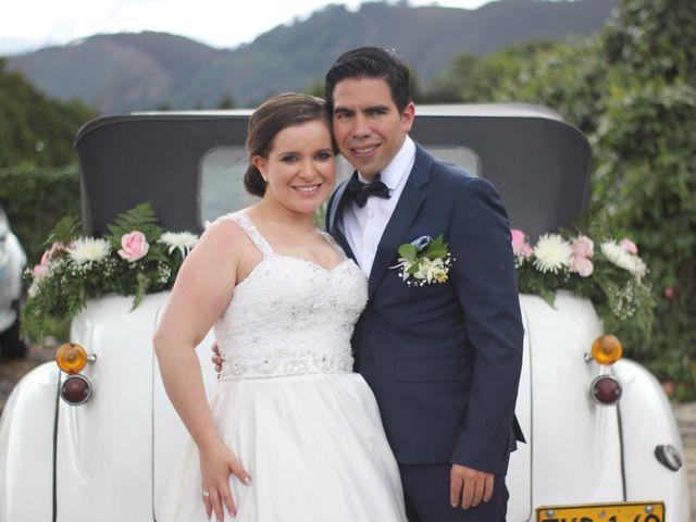 El matrimonio de Diego Alejandro y Ana María en Cajicá, Cundinamarca 20