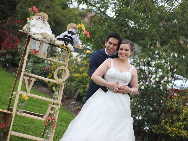 El matrimonio de Diego Alejandro y Ana María en Cajicá, Cundinamarca 21