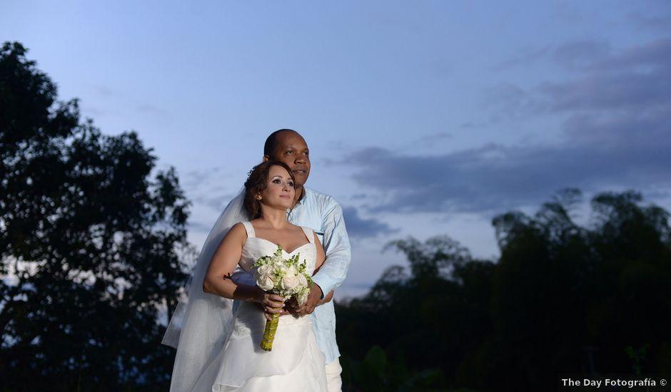 El matrimonio de Jesus Hinestroza y Clara Ortiz en Pereira, Risaralda