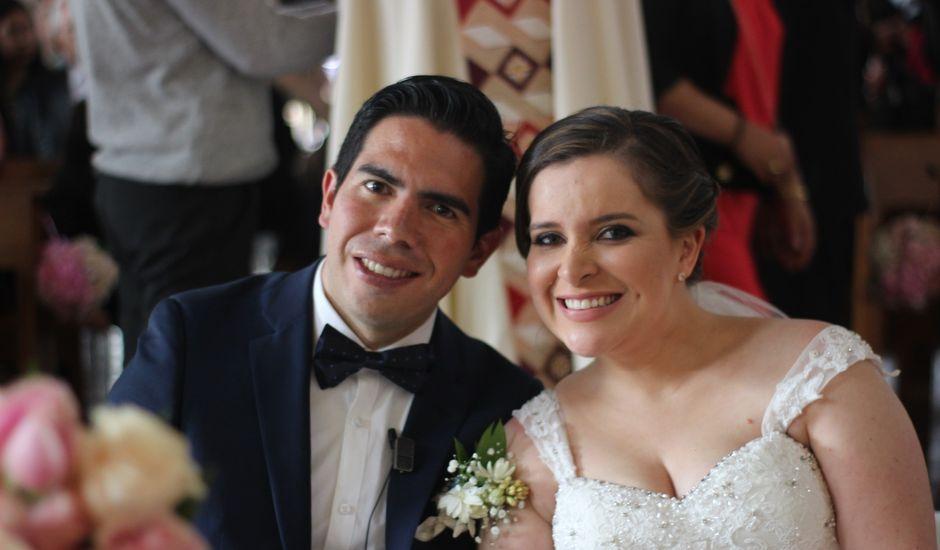 El matrimonio de Diego Alejandro y Ana María en Cajicá, Cundinamarca