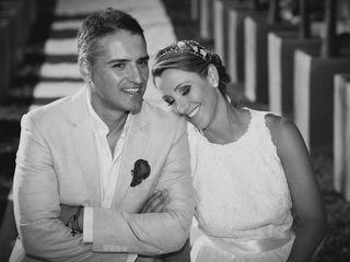 El matrimonio de Susana y Andres