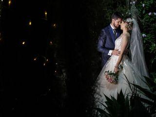 El matrimonio de Katherine y Fabian