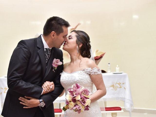 El matrimonio de Camilo y Diana en Subachoque, Cundinamarca 21