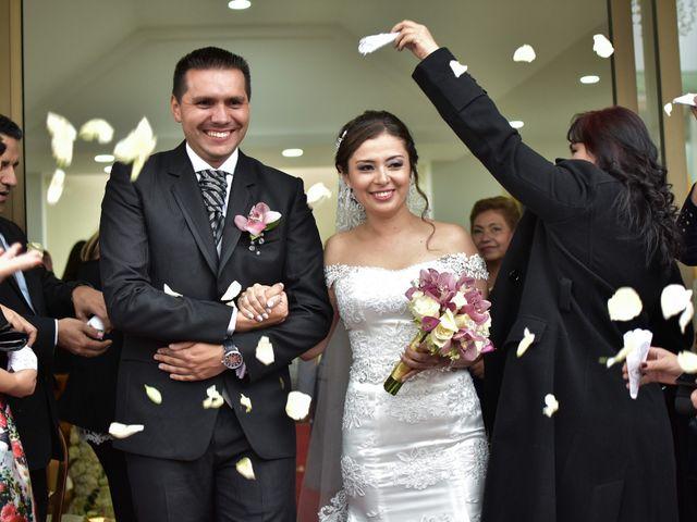 El matrimonio de Camilo y Diana en Subachoque, Cundinamarca 22