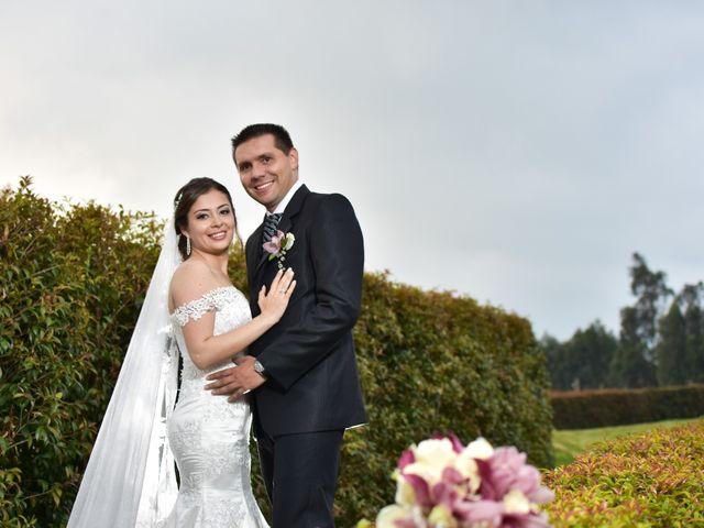 El matrimonio de Camilo y Diana en Subachoque, Cundinamarca 26