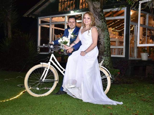 El matrimonio de Andrés  y Sandra