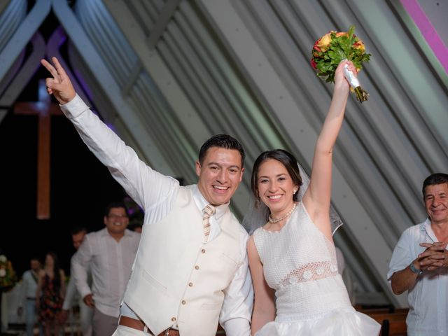 El matrimonio de Maira y Nestor