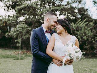 El matrimonio de Carolina y Jorge
