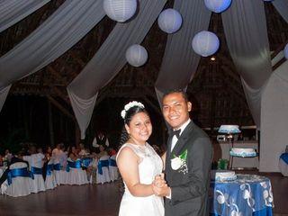 El matrimonio de Karen  y Andrés 1