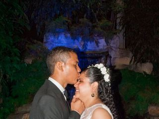 El matrimonio de Karen  y Andrés 2