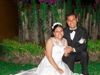 El matrimonio de Karen  y Andrés 3