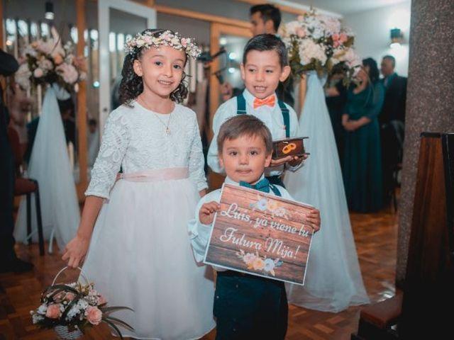 El matrimonio de Luis y Andrea  en Duitama, Boyacá 10
