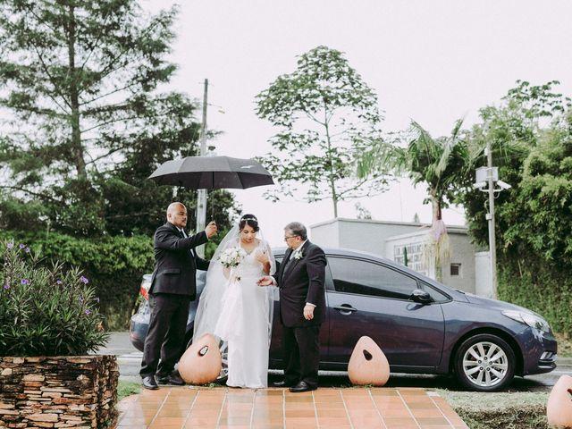 El matrimonio de Jorge y Carolina en El Carmen de Viboral, Antioquia 13
