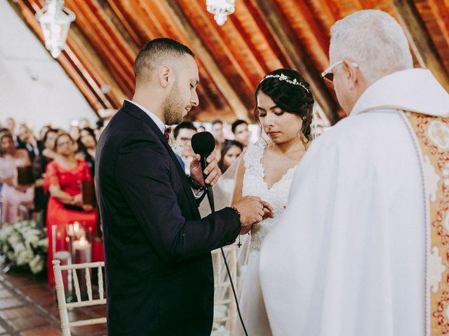 El matrimonio de Jorge y Carolina en El Carmen de Viboral, Antioquia 19