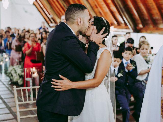 El matrimonio de Jorge y Carolina en El Carmen de Viboral, Antioquia 20