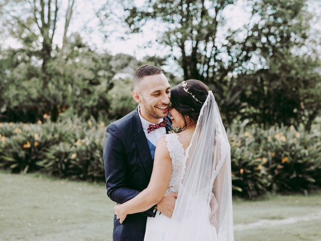 El matrimonio de Jorge y Carolina en El Carmen de Viboral, Antioquia 33