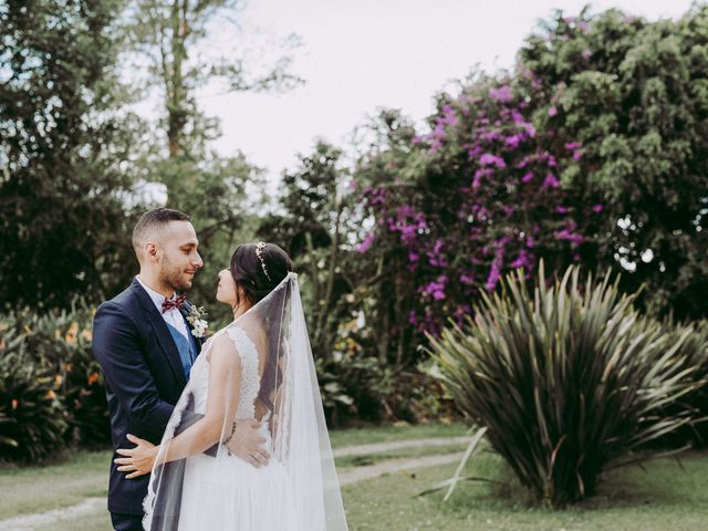 El matrimonio de Jorge y Carolina en El Carmen de Viboral, Antioquia 34