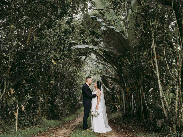 El matrimonio de Jorge y Carolina en El Carmen de Viboral, Antioquia 1