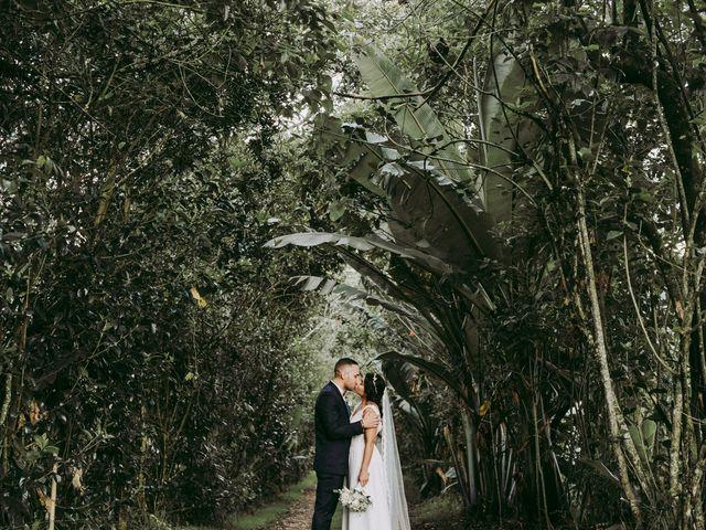 El matrimonio de Jorge y Carolina en El Carmen de Viboral, Antioquia 37