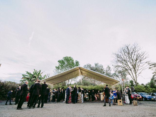 El matrimonio de Jorge y Carolina en El Carmen de Viboral, Antioquia 55