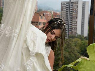 El matrimonio de Sara y Camilo 3