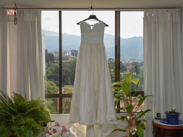 El matrimonio de Camilo y Sara en Medellín, Antioquia 2